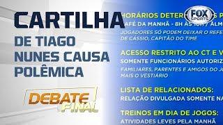 NÃO VAI DAR CERTO? Antônio Lopes não acredita em cartilha de Tiago Nunes no Corinthians