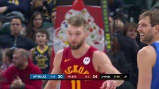 2nd Quarter, One Box Video: Indiana Pacers vs. Dallas Mavericks