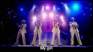 Westlife - My Girl - The Turnaround tour