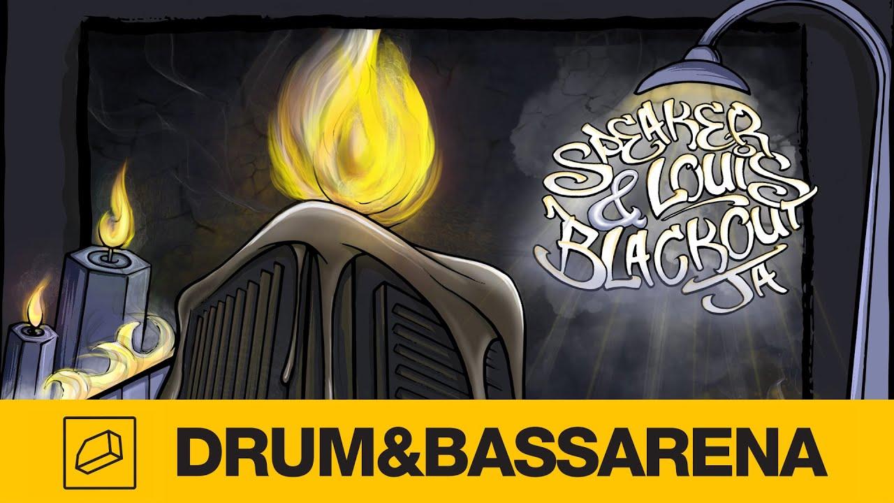 Speaker Louis & Blackout JA - The City Is Burning (S.P.Y Remix)