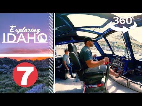Run A Jet Boat On The Snake River Through Majestic Hells Canyon | Exploring Idaho 360