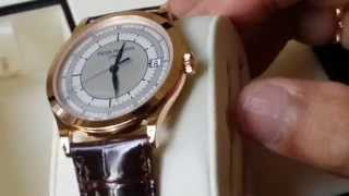 Patek Philippe 5296 Video Review