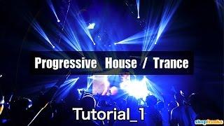 Скачать Progressive House Trance の音色とMIDI入力の基本 Bass Sleepfreaks DTMスクール