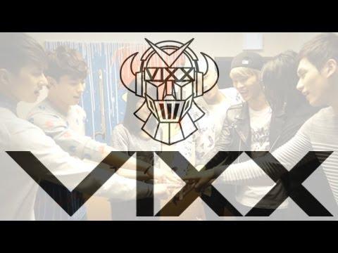 VIXX (+) You're Mine aka Stop Resisting (그만 버티고)