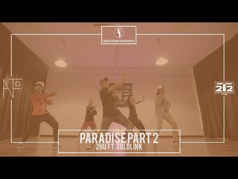 Paradise Awaits Part 2 - ZHU ft. GoldLink   Beginner Class   Faruq Suhaimi Choreography