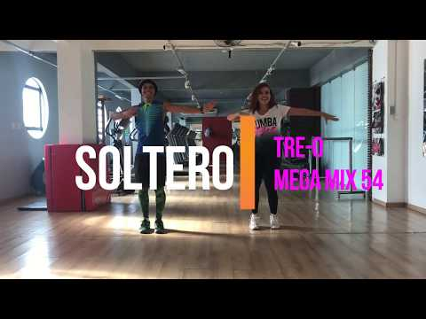 Soltero || Mega Mix 54 || Zumba® || Team FeZta