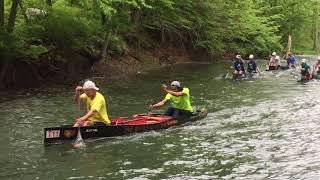 2018 General Clinton Canoe Regatta