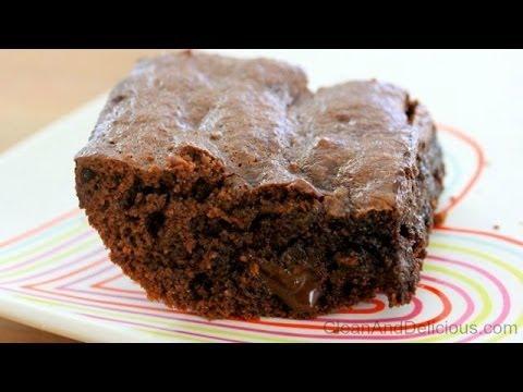Quick & Easy Gluten Free Brownies