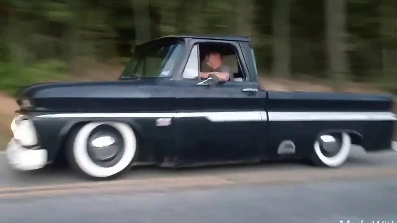 1970 Chevrolet C10 Roblox Ole Black Betty 66 Chevy C10 Fleetside Swb V8 Youtube
