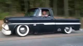 Ole Black Betty! 66' Chevy C10 Fleetside SWB V8