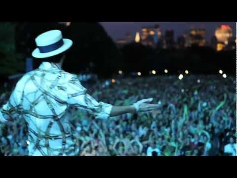 DJ Cassidy -  Black Eyed Peas Concert 4 NYC