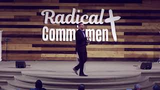 Radical Commitment to Discipleship