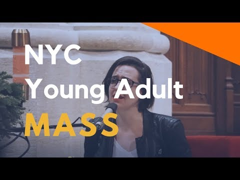 NYC Young Adult Mass