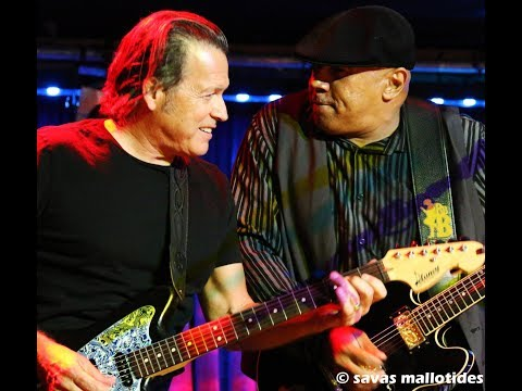 RONNIE BAKER BROOKS & TOMMY CASTRO ▪ Let Me Love You Baby ▪ NYC 10/10/17
