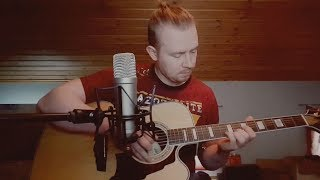 Nightwish - While Your Lips Are Still Red (Acoustic Cover)
