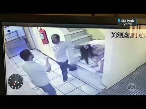Polícia procura homem acusado de estuprar uma jovem no RJ | SBT Notícias (10/03/18)