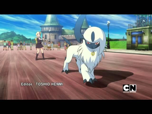 Pokemon o Filme 17   Diancie e o Casulo da Destrui├з├гo Abertura HD