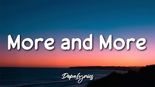 Pat Thorkelson - More and More (Lyrics) 🎵