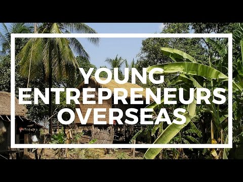 "Young entrepreneurs overseas, is college overrated?, offshore ""Inside Baseball"""