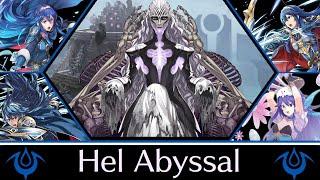 【FEH】 Lucina Emblem vs Hel Abyssal