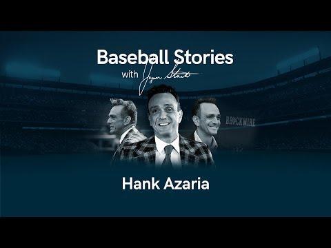 Baseball Stories  Ep. 3 Hank Azaria
