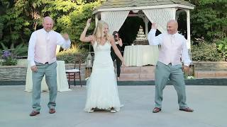 Cover images A fun father and daughter dance, showing their moves to a bunch of songs!