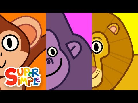 Turn & Learn ABCs - IN THE JUNGLE!