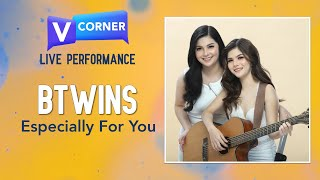 BTwins - Especially For You (MYMP Cover) #VCorner