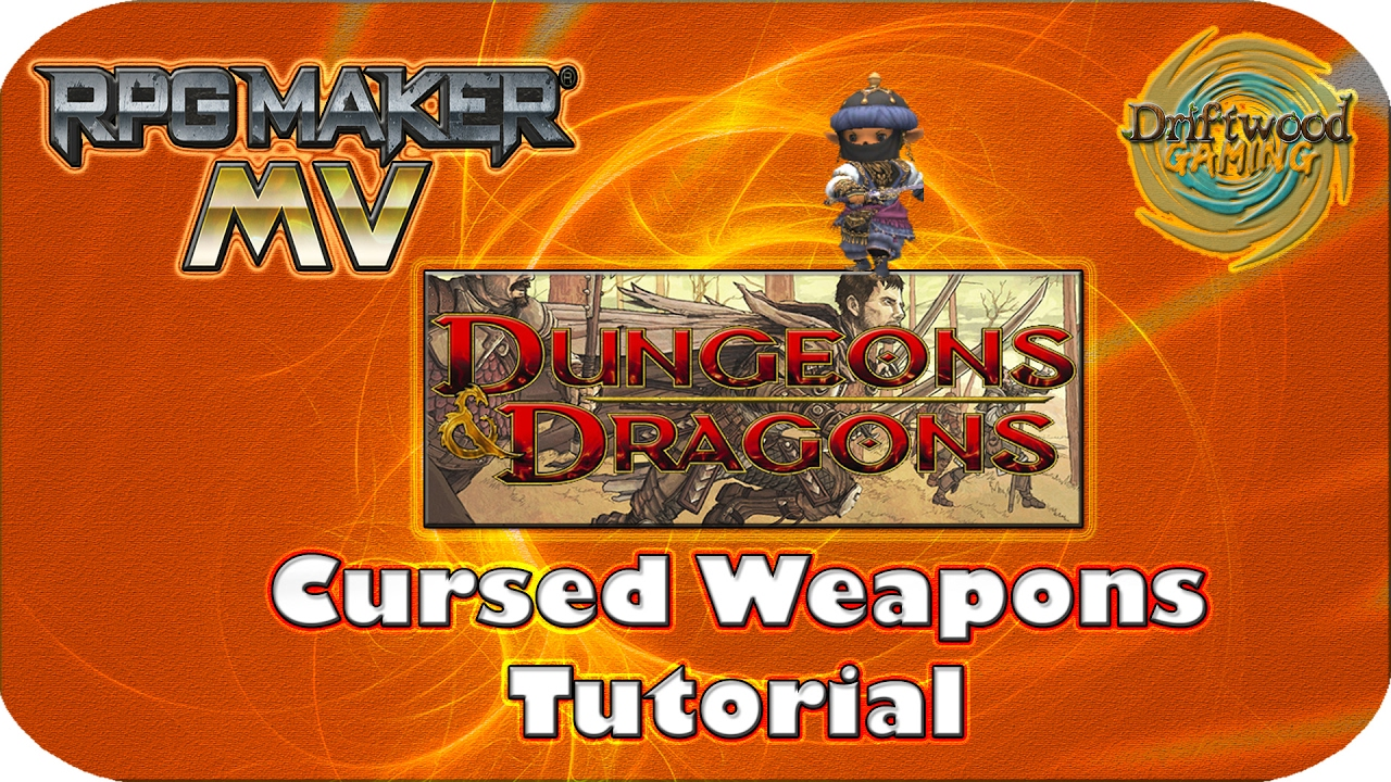 Dd cursed weapon tutorial special request rpg maker mv tutorial dd cursed weapon tutorial special request rpg maker mv tutorial rpgmmv rmmv youtube publicscrutiny Gallery