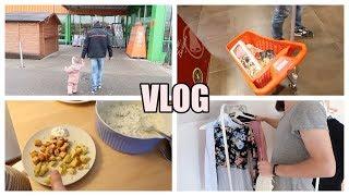 Family Vlog | Einkaufen |Mittagessen |Kleider sortieren