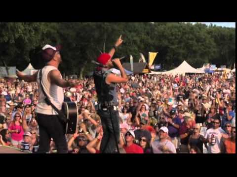 LoCash Cowboys - I Love This Life - Country Jam 2014