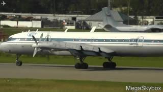 Ilyushin Il-22m RF-95673 Russia-AIR FORCE at Moscow-Chkalovsky (CKL/UUMU)