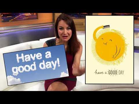 Jenny Milkowski Polish Lesson: have a good day