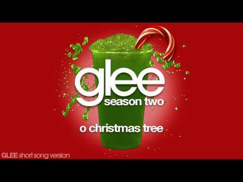 Glee - O Christmas Tree - Short Version [Unofficial]