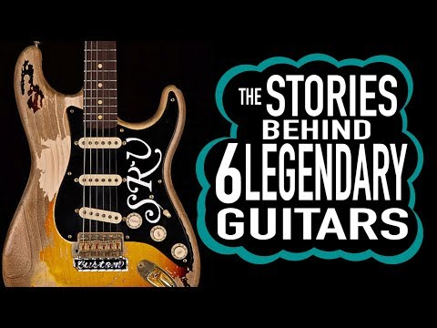 The Stories Behind Legendary Guitars