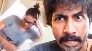 SUCHI LEAKS: Karthick Kumar Pans The CAMERA |