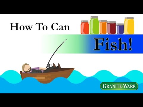 How To Can Fish