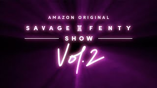 Savage X Fenty Show Vol. 2 – Announcement I Prime Video