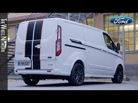 2020-ford-transit-custom-sport-hybrid-|-driving,-interior,-exterior