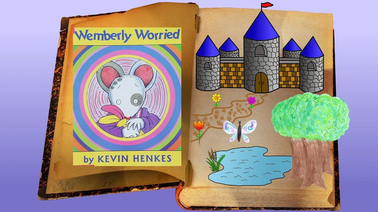 Children S Books Read Aloud Wemberly Worried By Kevin
