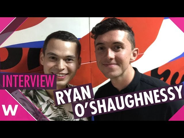 Ryan O'Shaughnessy (Ireland 2018) —