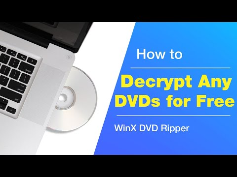 Decrypt Any DVDs With Free DVD Ripper (Works Mac And Windows)