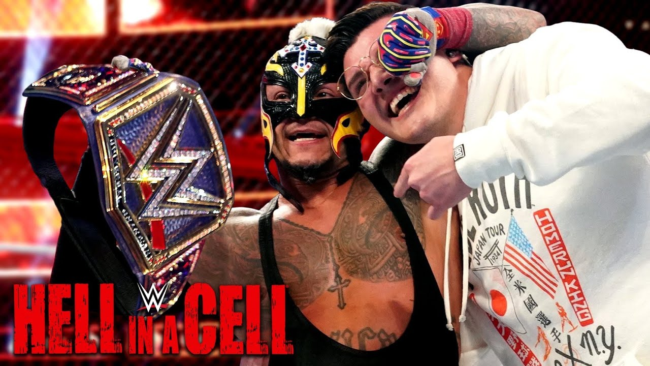Dominik To Betray Rey Mysterio?...Big Returns?...Shocking WWE Hell in A Cell 2021 Rumors