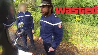 Arrestation Gendarmerie