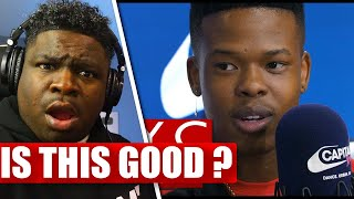 Nasty C hot freestyle on Wiggle - Westwood - REACTION - FIRST TIME HEARING