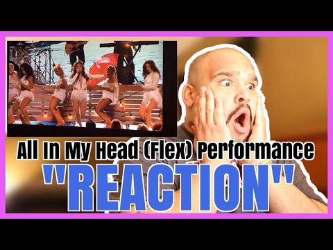 Fifth Harmony - All In My Head (Flex) Billboard Music Awards 2016 Performance [REACTION]