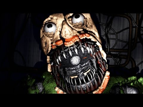 TRAPPED IN BALDI'S NIGHTMARE?! - Baldi's Basics in Nightmares Gameplay - Five Nights at Freddy's