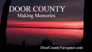 Door County | Making Memories | Sunset in Egg Harbor