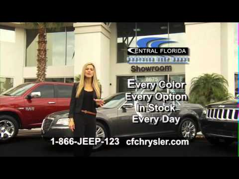 Central Florida Chrysler Jeep Dodge Ram Up To $7,000 Off
