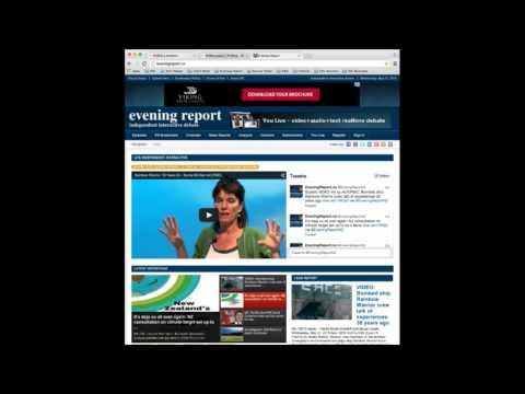 Across The Ditch - 30 Years Since Rainbow Warrior Bombing + Helen Clark on Most Powerful Women List